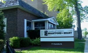 Brantford Chamber Building