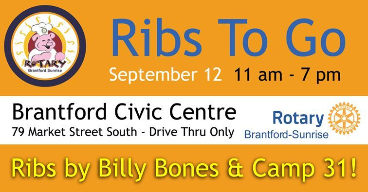 Ribs to Go poster