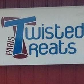 Paris Twisted Treats Logo