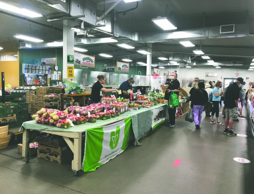 Brantford Farmers' Market Copes with Covid