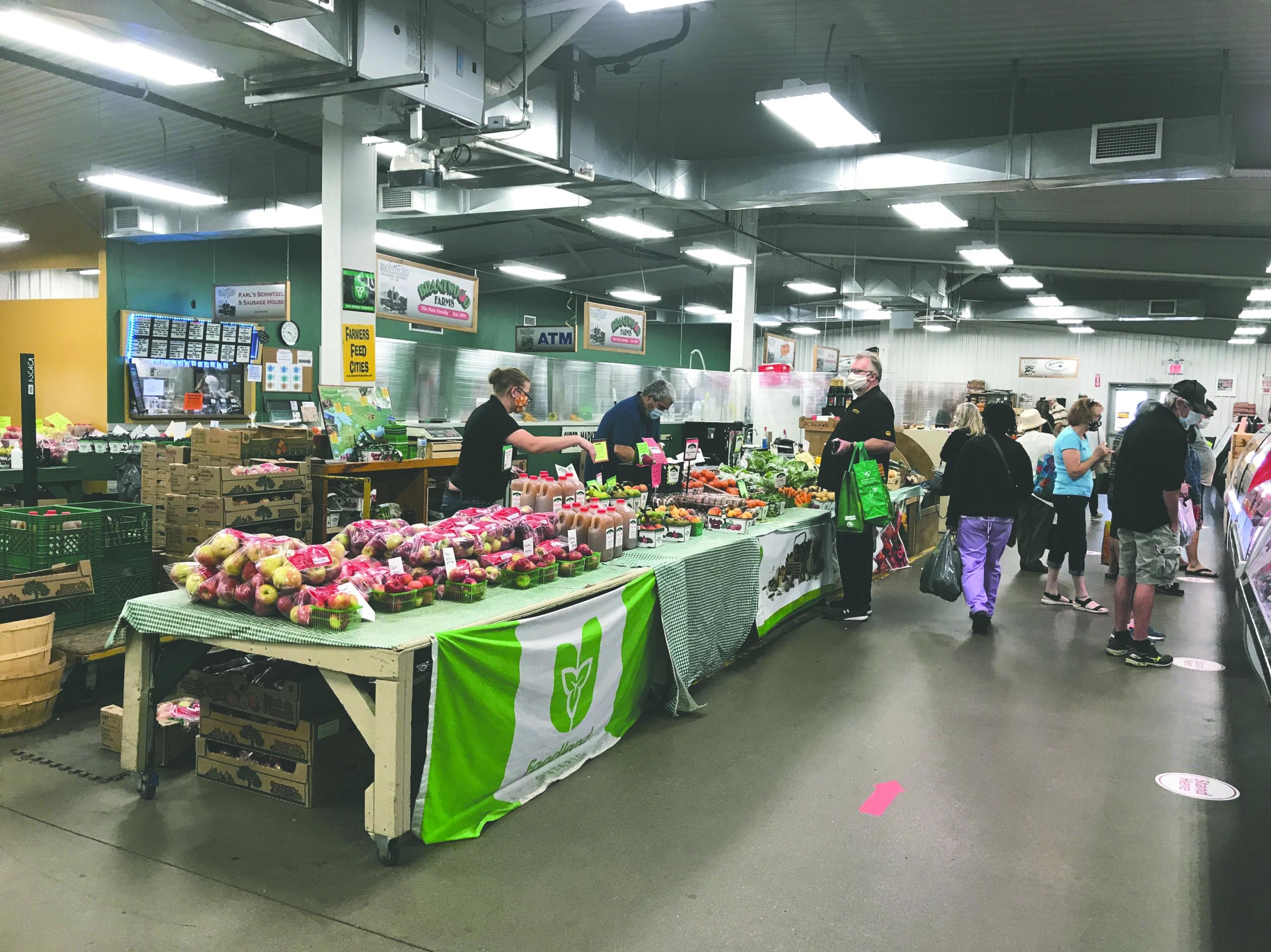 Brantford Farmers Market 1