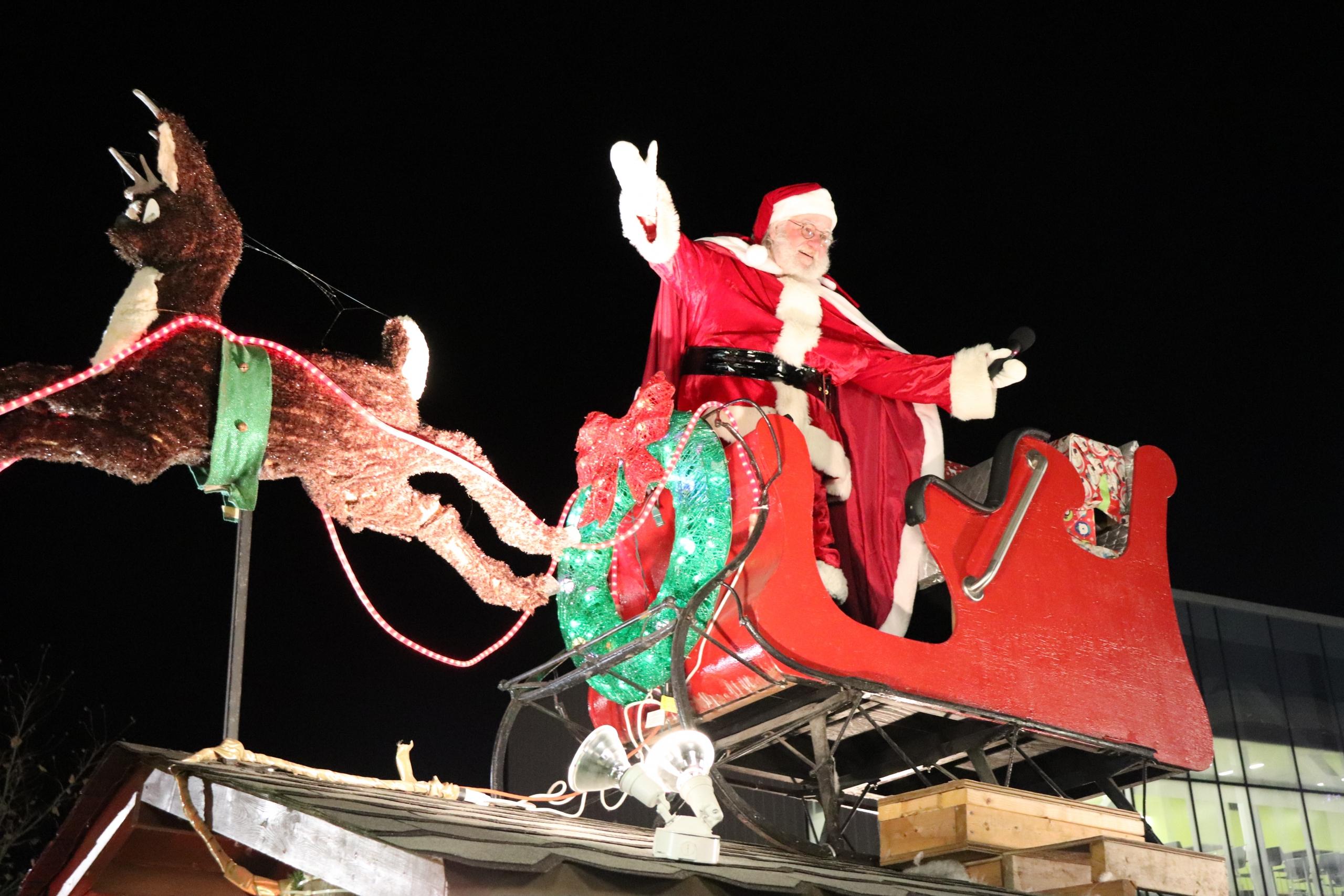 JCI Brantford Santa Claus Parade 2019