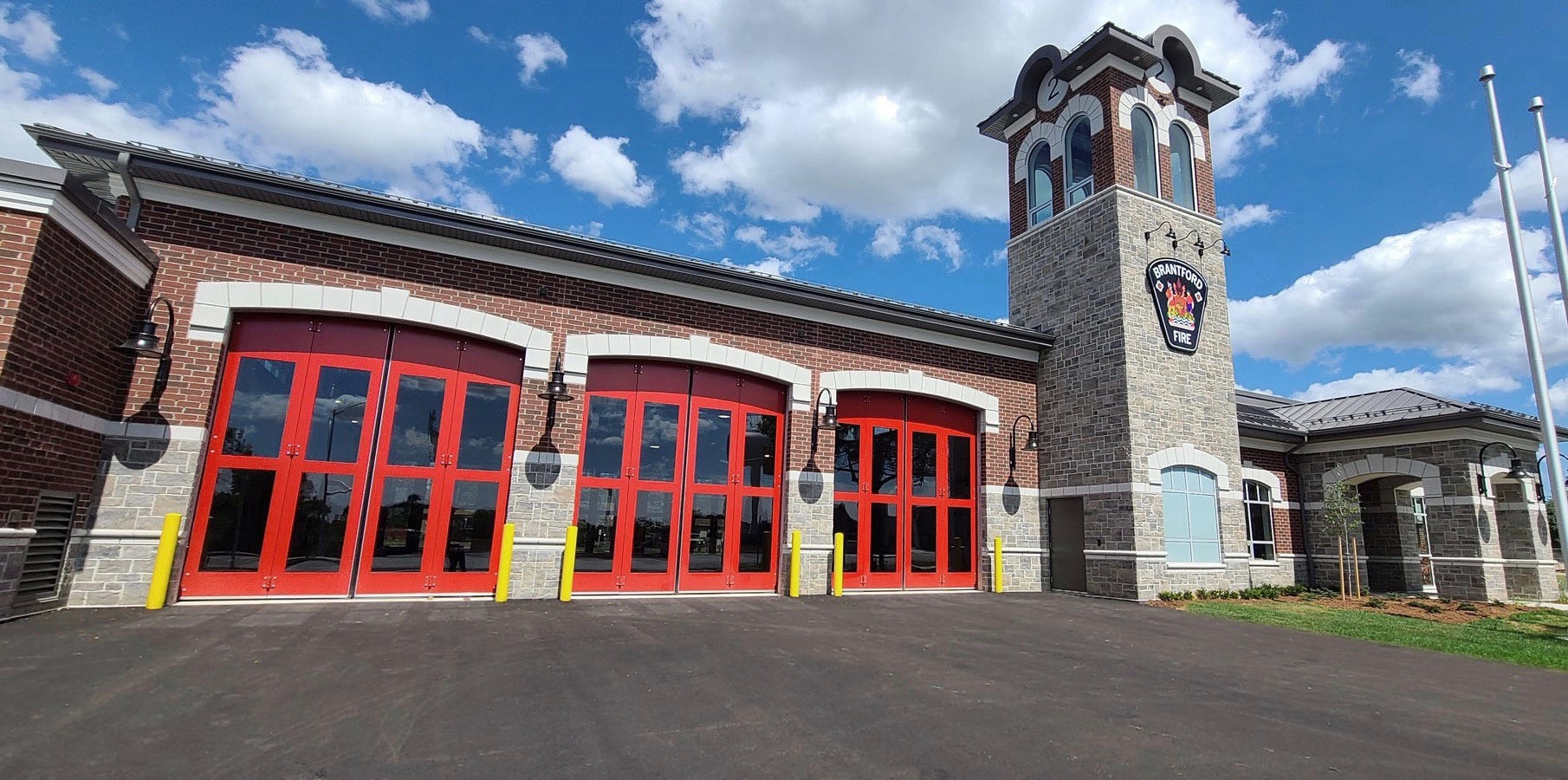New Fire Station No. 2