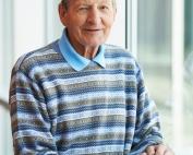 Walter Gretzky Portrait