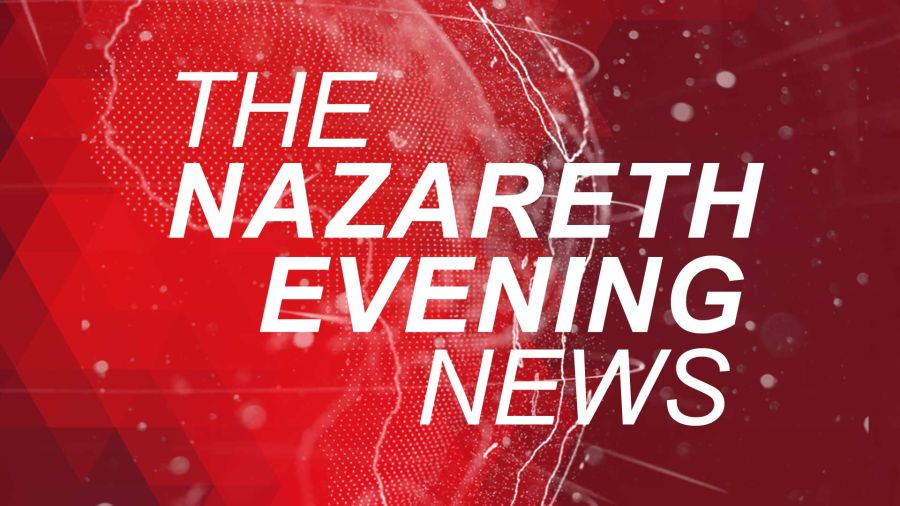 The Nazareth Evening News poster