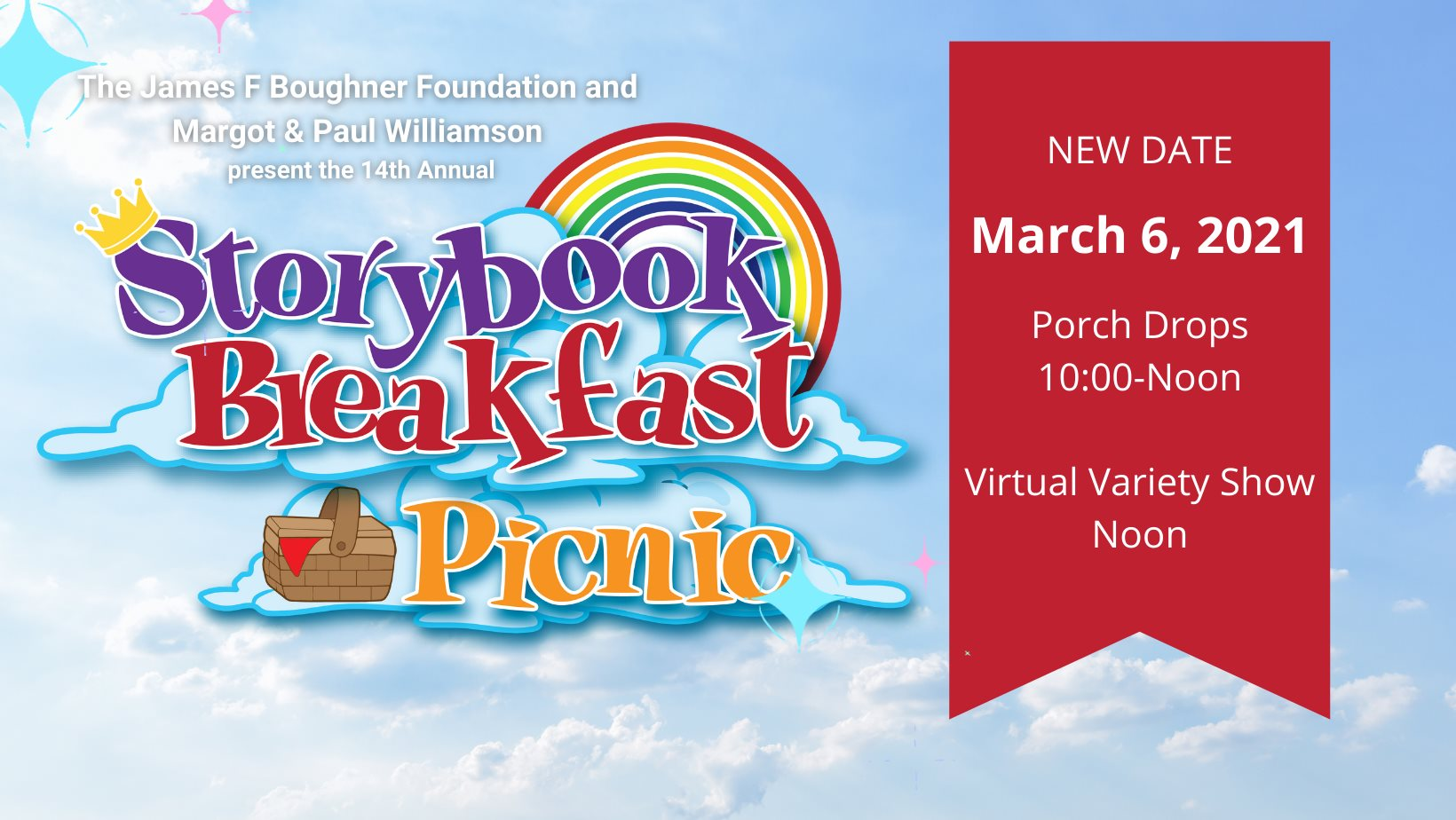 Storybook Breakfast 2021