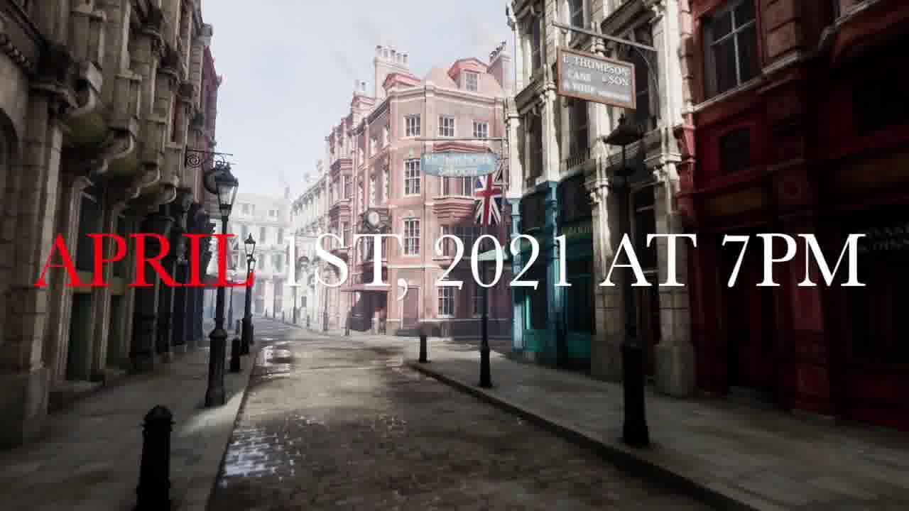 ICHTHYS Theatre - Sherlock Holmes