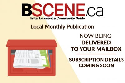 BScene home delivery ad