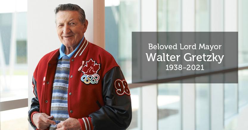Walter Gretzky - 1938-2021