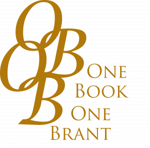 One Book One Brant Logo